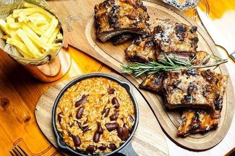 Se ainda não conhece o restaurante Franguia, não sabe o que anda a perder... Aproveite esta oferta e desfrute de uma refeição completa para 2 pessoas por apenas 39,90€.