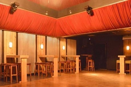 Venue Hire with DJ and Bar Tab for Up to 120 People at The Shack Aberdeen