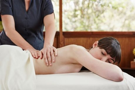 30-Minute Back, Neck and Shoulder Massage at Loubelle Beauty (Up to 50% Off)