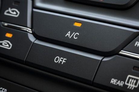 Recarga de aire acondicionado y revisión pre-ITV con opción a cambio de aceite y filtros desde 39,99 €  Pacosaez Motor