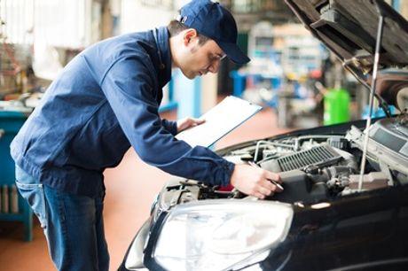 Car Diagnostics Check at Norfolk Autos