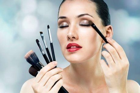 Cours d'auto-maquillage, avec trois goodies en option chez Poupe & Choupe