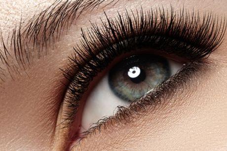3D-Technik-Wimpernverlängerung mit bis zu 200 Synthetik Wimpern bei bellalashes im belladrom (bis zu 68% sparen*)