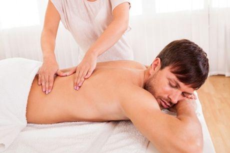 2 o 4 sesiones de masaje a elegir desde 29,99 € en Valentín Sánchez