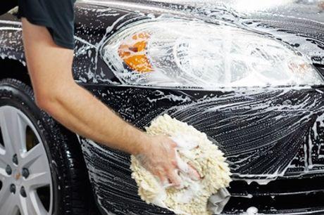Lavado VIP interior y exterior de vehículo con desodorización con ozono por 19,95 € en Grupo Bolton. 4 centros