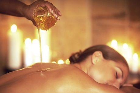 Ayurvedische massage van 60 minuten bij Sana Health in Zoetermeer