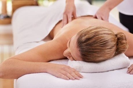 Massage and Facial Pampering Package at S.Spa