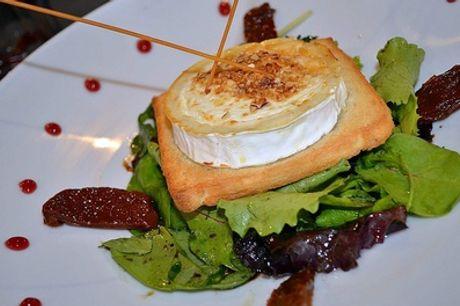 Entrée, plat et dessert pour 2 personnes au Bistrot rouge, le second établissement du chef Franck Angelaud