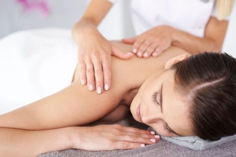 45-Minute Sports or Deep Tissue Massage at PureSun