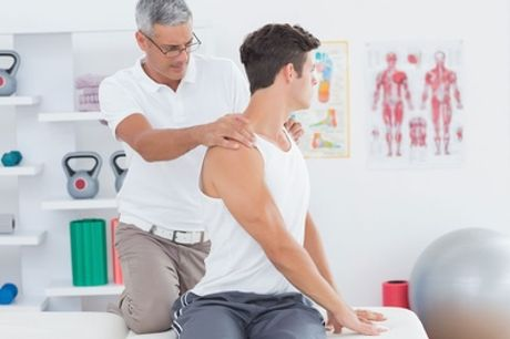 Two Chiropractic Treatments with a Consultation, Digital Posture and Orthopaedic Analysis at Chris Ross Chiropractic