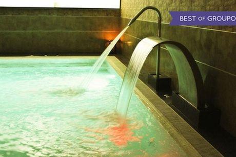 Circuito termal para 2 con opción a masaje relajante en H₂O Spa Balneario Fitness (hasta 30% de descuento)