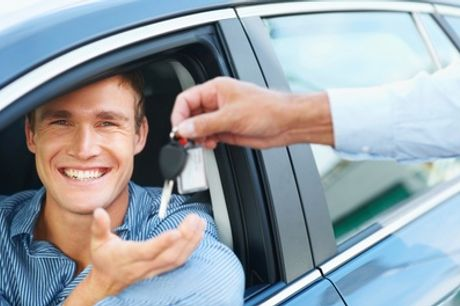 Three 60-Minute Driving Lessons at Stephen Mosley Driving School (78% Off)