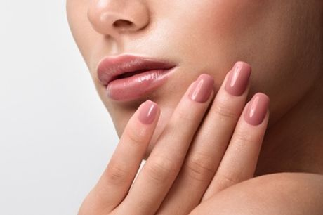 File and Gel Polish on Fingernails or Toenails, or Both at Yorkshire Beauty