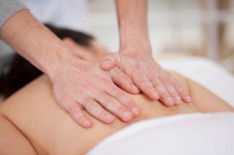 50 Min. Dorn-Breuß-Massage für 1 od. 2 Personen bei Relaxpoint Massagen and Body Sports St. Georg (bis zu 61% sparen*)