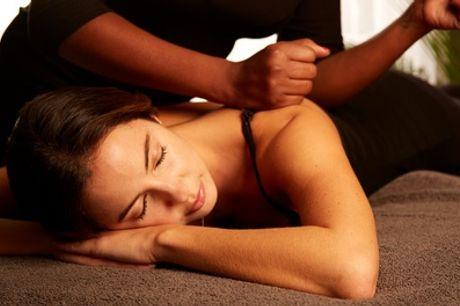 1,5 Stunden Paar-/Partner-Massage-Workshop für 2 Personen bei Natural Balance Berlin (bis zu 55% sparen*)