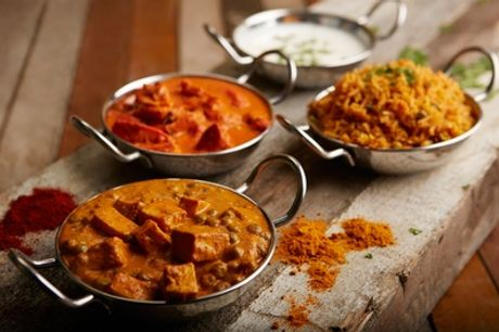 Indian Food Tasting Experience with Ten or Twenty Dishes and Drinks for Two or Four at Banu Restaurant