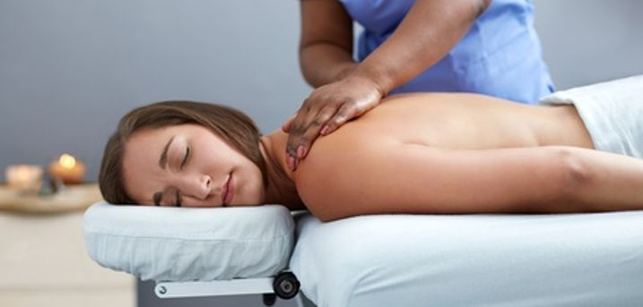 Aromatherapy Experience or Intensive Muscle Release, Plus an Optional Mini Facial at Beauiful Angels
