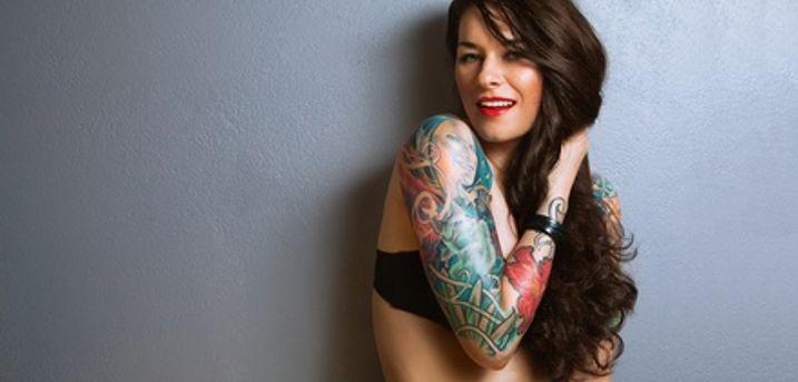 Paga 5 € y obtén un descuento de 30 € en tu tatuaje en negro o a color o paga 29 € y obtén un descuento de 130 €