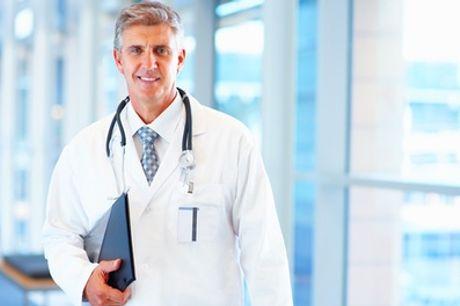 Visita flebologica-angiologica e fino a 5 trattamenti laser o sclerosanti in zona Repubblica (sconto fino a 80%)