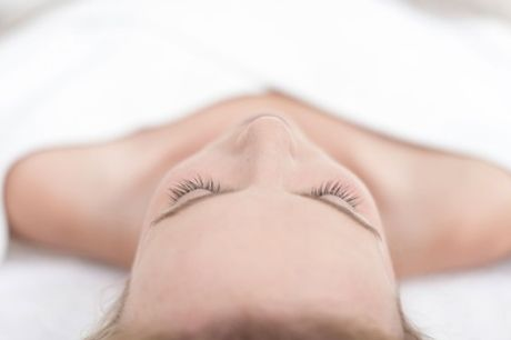 Choice of Facial or 30-Minute Arbonne Facial with 30-Minute Neck and Back Massage at Lip Couture