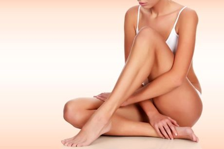 Waxing, Choice of Up to Four Areas at Pink Nail And Beauty