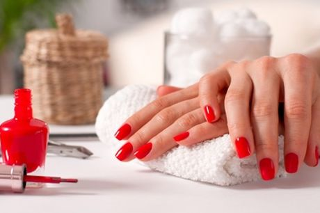 Shellac Manicure, Pedicure or Both at Blink Beauty (Up to 33% Off)