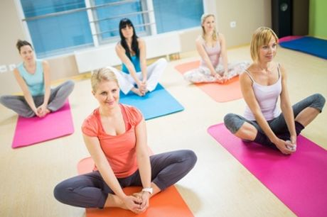 Choice of Up to 10 Yoga, Pilates or Aerobics Classes at Physiotherapy Sheffield Sports Injuries Clinic