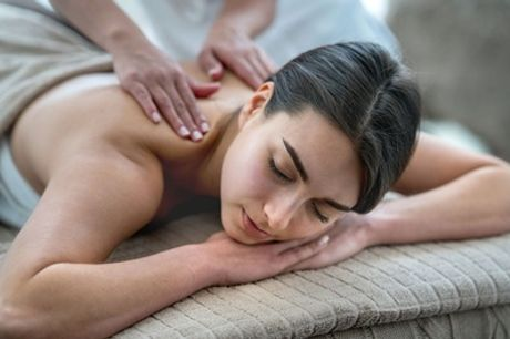 Choice of Up to 60-Minute Massage or Hopi Ear Candling with Neck and Shoulder Massage at Laserclear