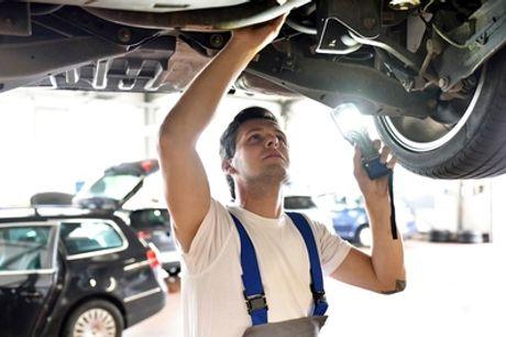 Auto onderhoud en volledige check up voor de technische controle bij Garage Roi Albert in Brussel