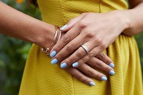 Beauté des mains avec pose de vernis permanent à l'institut Flashbeaute Le Havre