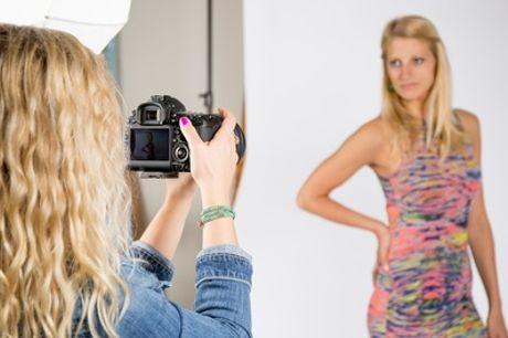 1 Std. Outdoor- oder Studio-Fotoshooting bei Rebecca Dernbach Fotodesign (bis zu 85% sparen*)