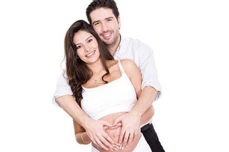 Jusqu'à 1h30 de shooting pour femme enceinte ou maman et bébé chez Studio MDP