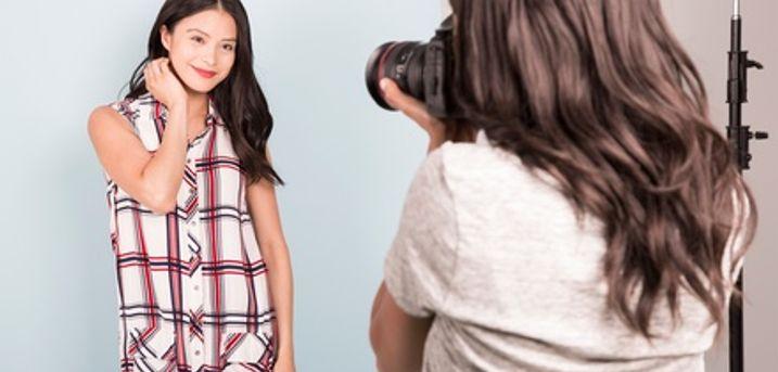 Shooting photo studio d'1h pour 1 ou 2 pers. ou shooting en lingerie d'1h30 pour 1 à 2 pers. au Studio MDP