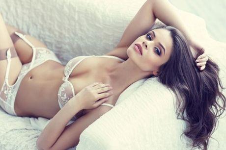 Shooting lingerie en solo avec 1 ou 2 photos HD retouchées d'1h30 option maquillage chez ON AIR