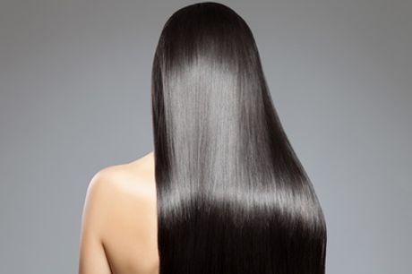 Amsterdam-Oost: keratine-behandeling voor (middel)lang haar bij Copacabana Beauty Clinic