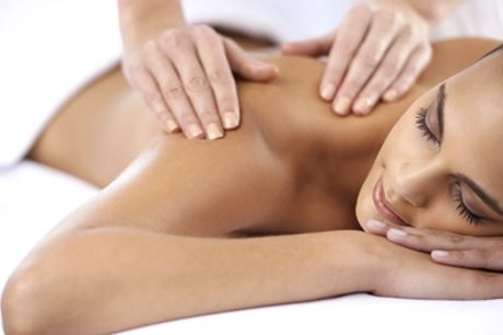 Exfoliating Treatment and Deep Tissue Massage at Armonia Health and Beauty, Hatfield