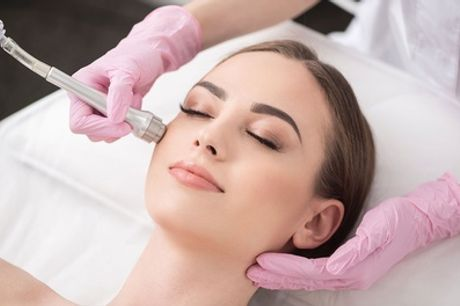 One, two or Three Sessions of Diamond Mcrodermabrasion at Muskaan Nails Beauty