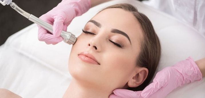 One or Three Microdermabrasion Sessions at Springfield Clinic