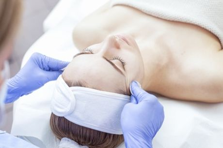 Dermalogica Facial with Body Wrap or Manicure at Amy Sargeant Specialist Beauty Clinic