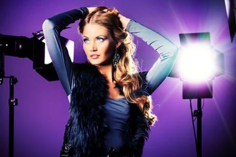 Shooting photo pour 1 à 5 personnes avec maquillage professionnel et photos HD retouchées avec Julien Dupraz