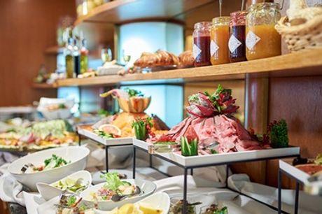 Großes Schlemmer-Brunch-Buffet mit Crémant für 1 bis 4 Personen im Restaurant Wilde Matilde (bis zu 54% sparen*)