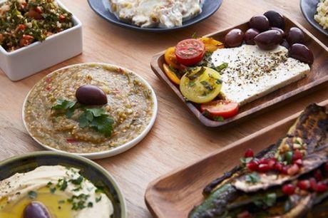 Israelisches 3-Gänge-Menü für 2 Personen bei Hummus & Friends (38% sparen*)