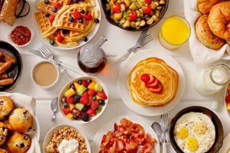 Frühstücksbuffet inkl. Getränken und Sekt für 1 bis 4 Personen im Restaurant Beletage im Hilton Berlin (bis 41% sparen*)