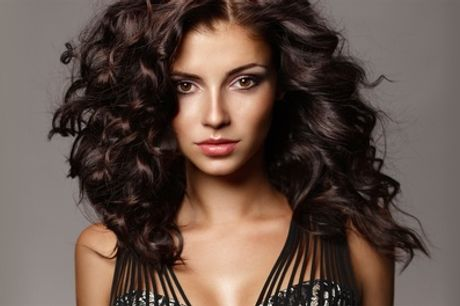 Wash, Cut and Blow-Dry with Optional Half-Head Highlights at Studio East Heavitree