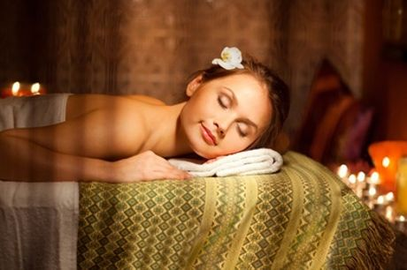 60 Min. Aromaöl-, Ganzkörper- oder Hot Stone-Massage für 1 Person bei TraMy Beauty (30% sparen*)