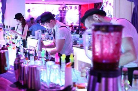 Einsteiger-Cocktail-Kurs inkl. Rezepte für 1-2 Personen in der Knutschfleck Cocktailbörse (bis zu 70% sparen*)