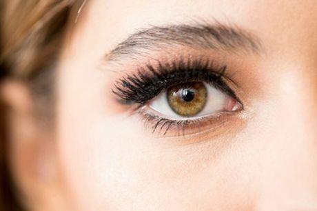 1:1- oder 3D-Wimpernverlängerung, optional inkl. Auffüllen nach 2 Wochen bei TraMy Beauty (bis zu 76% sparen*)