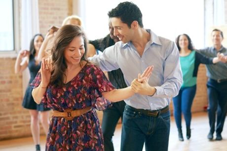 Six Salsa and Six Bachata Classes for One or Two at London Fun Salsa