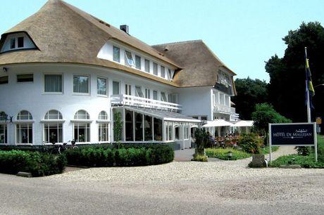 3 dagen in een 4* landhuis Incl. ontbijt en 3-gangendiner<br /> Fletcher Hotel Mallejan<br /> Verblijf op de mooie Veluwe