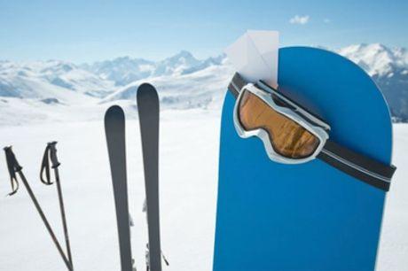 Slijpen en waxen van ski's of snowboard bij De Skihut in Scheveningen